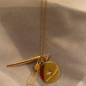 UJ Gold Charm